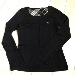 バーバリー(BURBERRY)のBurberry ロングTシャツ(Tシャツ/カットソー(七分/長袖))