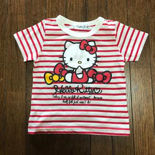 シマムラ(しまむら)の新品★80cm ハローキティTシャツ(Tシャツ)