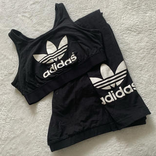 アディダス(adidas)のアディダス☆トレーニングウェア(ヨガ)