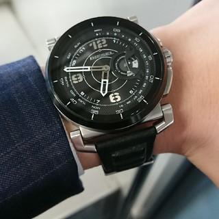 ディーゼル(DIESEL)のDIESEL ON ディーゼル 時計 スマートウォッチ DZT1000(腕時計(デジタル))
