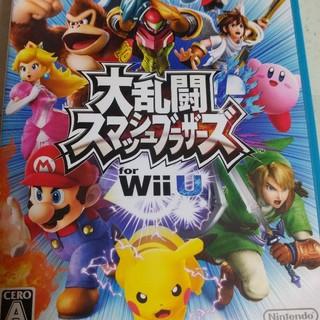 Wii U - スマブラ WiiU