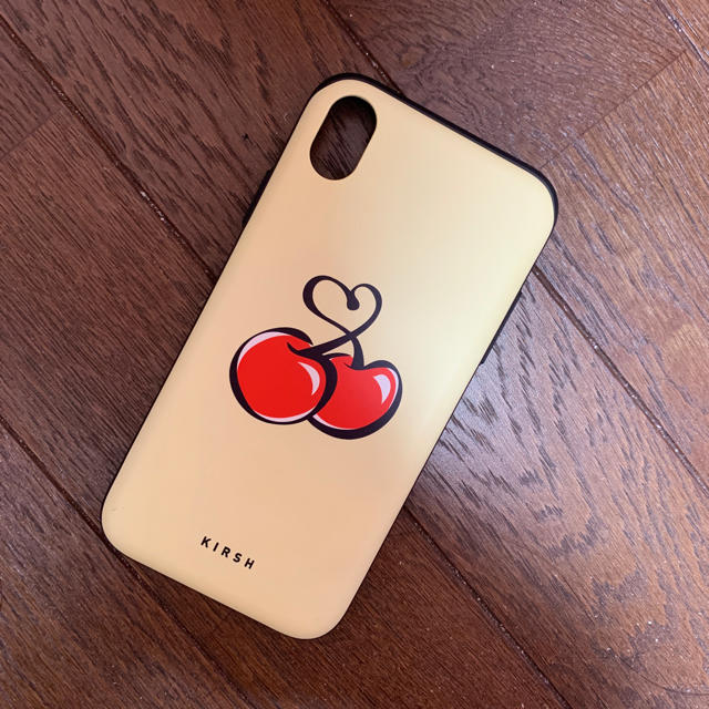 KISRSH iPhone XR ケースの通販 by プロフ必読を|ラクマ