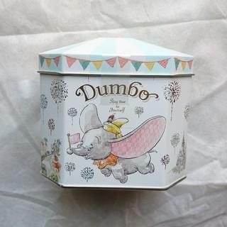 Disney - ダンボ クッキー缶(入れ物のみ) アフタヌーンティー 東京ディズニーリゾート限定