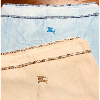 ニシカワ(西川)の綿毛布 2枚セット(毛布)