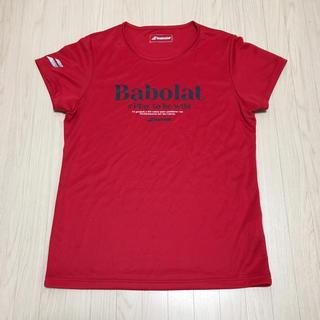バボラ(Babolat)のバボラ テニスウェア🎾レディース Tシャツ😊(ウェア)