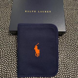 ラルフローレン(Ralph Lauren)の美品!Ralph Lauren母子手帳ケース(箱入り)(日用品/生活雑貨)