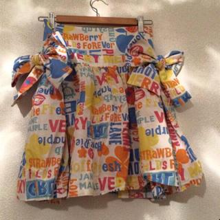 ジェーンマープル(JaneMarple)のジェーンマープル ミニスカート(ミニスカート)