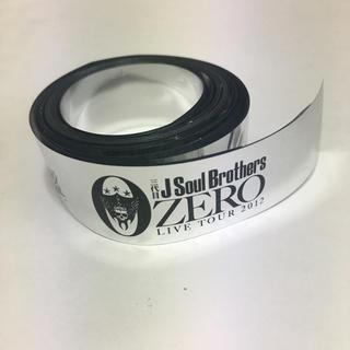 サンダイメジェイソウルブラザーズ(三代目 J Soul Brothers)の三代目 J Soul Brothers 銀テープ(その他)