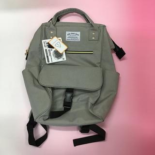 シマムラ(しまむら)のアネロ風  しまむら マザーズバッグ 未使用  ライトカーキグリーン スクエア(マザーズバッグ)