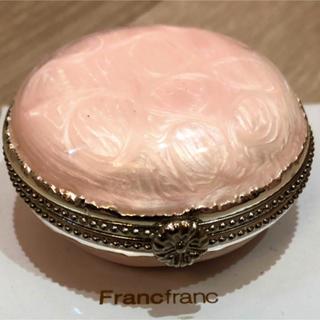 フランフラン(Francfranc)のFrancfranc マカロン型ミラー(ミラー)
