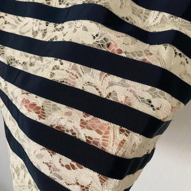 sacai luck(サカイラック)の最終sacai luck レーストップス レディースのトップス(カットソー(半袖/袖なし))の商品写真
