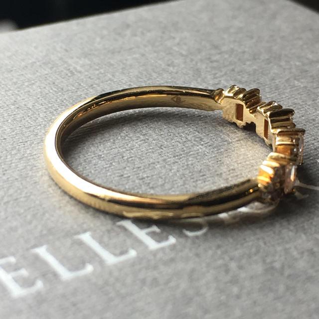 agete(アガット)の専用ですBELLESIORA  ベルシオラ   リング レディースのアクセサリー(リング(指輪))の商品写真