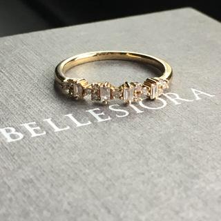 アガット(agete)の専用ですBELLESIORA  ベルシオラ   リング(リング(指輪))