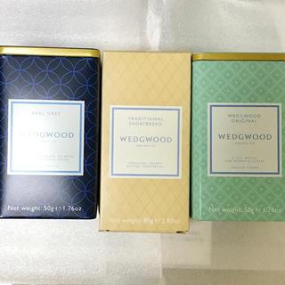 WEDGWOOD - ウェッジウッド アールグレイ コーヒー ショートブレッド セット