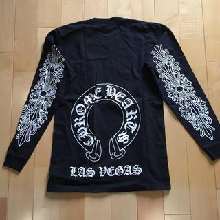 クロムハーツ(Chrome Hearts)の新品 クロムハーツ ラスベガス限定ロンT(Tシャツ/カットソー(七分/長袖))
