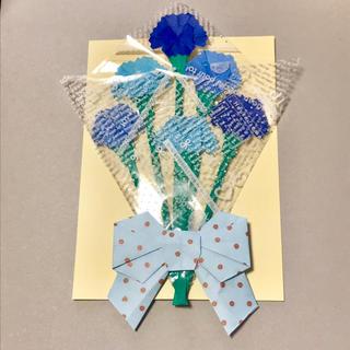 記念日 父の日 プレゼント ハンドメイド カーネーション 折り紙 花束(その他)