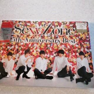 セクシー ゾーン(Sexy Zone)のSexy Zone 5th Anniversary Best 初回限定盤 A(ポップス/ロック(邦楽))