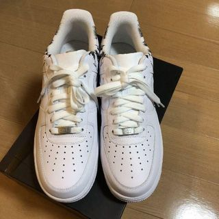 online retailer 1d3f6 dd59c ナイキ(NIKE)のsupreme CDG Nike Air Force 1 27.5cm(スニーカー)