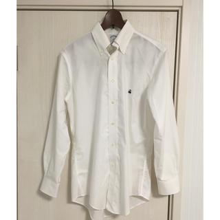 ブルックスブラザース(Brooks Brothers)のブルックスブラザーズ シャツ 白シャツ(シャツ)