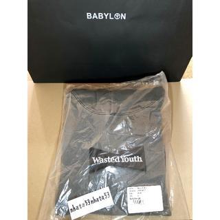 バビロン(BABYLONE)のL サイズ Wasted Youth Babylon hoodie パーカー(パーカー)