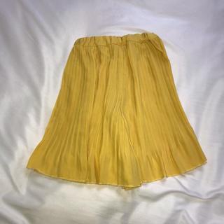 プティマイン(petit main)のpetitmain プリーツスカート ズボン(スカート)