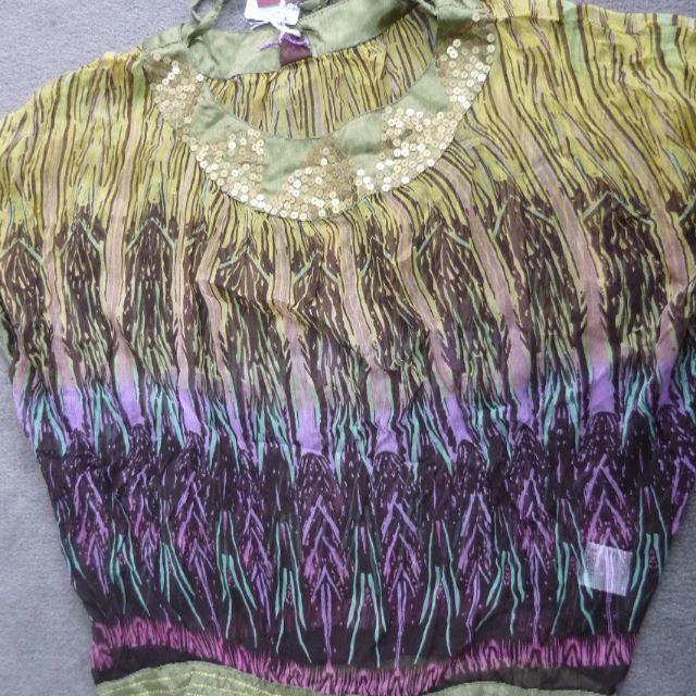 H.P.FRANCE(アッシュペーフランス)のA.I.C ブラウス レディースのトップス(シャツ/ブラウス(半袖/袖なし))の商品写真