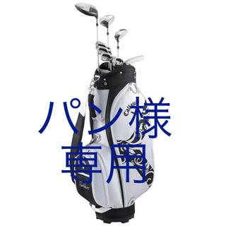 キャロウェイゴルフ(Callaway Golf)のキャロウェイゴルフ ソレイユクラブセットレディース(クラブ)