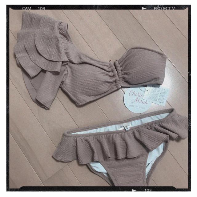 Cherie Mona(シェリーモナ)のCherie Mona 水着 レディースの水着/浴衣(水着)の商品写真