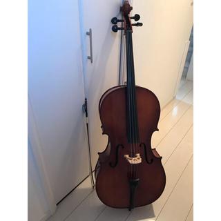 チェロ カルロジョルダーノ クラシック SC-90W 4/4 弦楽器