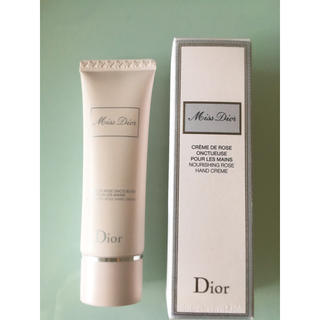 ディオール(Dior)の★Miss Dior  ミスディオール ハンドクリーム 50ml(ハンドクリーム)
