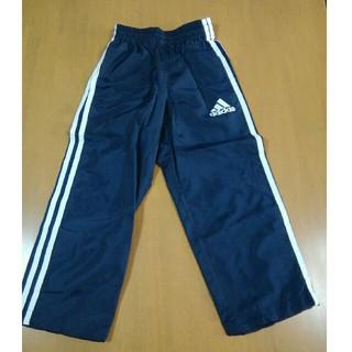 アディダス(adidas)のアディダス男子ジャージズボン(紺色)(パンツ/スパッツ)