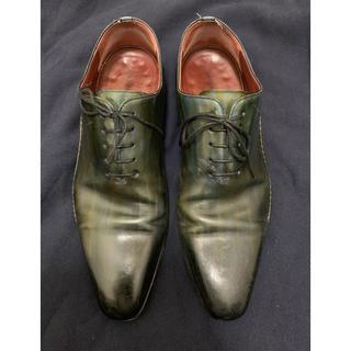 ジョンロブ(JOHN LOBB)のMAGNANNI マグナーニ レザーシューズ 革靴 ビジネスシューズ メンズ(ドレス/ビジネス)
