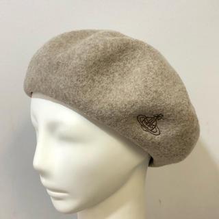 ヴィヴィアンウエストウッド(Vivienne Westwood)のVivienne Westwood ヴィヴィアンウエストウッド オーブ ベレー帽(ハンチング/ベレー帽)