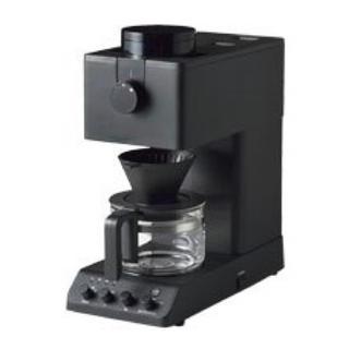 ツインバード(TWINBIRD)のTWINBIRD CM-D457B 全自動コーヒーメーカー  新品未開封(コーヒーメーカー)