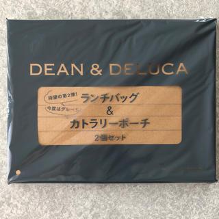 ディーンアンドデルーカ(DEAN & DELUCA)のDEAN &DELUCA ランチバッグ&カトラリーポーチ(ポーチ)