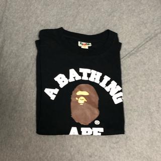 アベイシングエイプ(A BATHING APE)のA Bathing Ape Long Tee(Tシャツ/カットソー(七分/長袖))