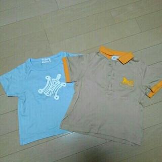 セリーヌ(celine)のセリーヌセット(Tシャツと半袖シャツ)100cm(Tシャツ/カットソー)