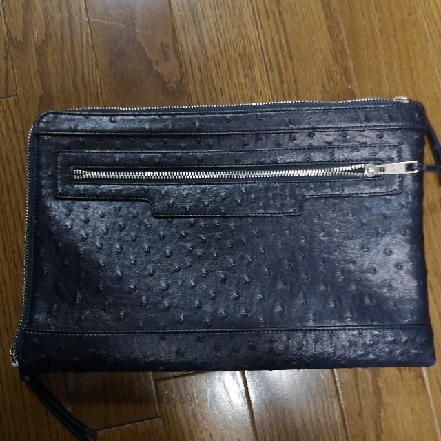 nano・universe(ナノユニバース)のnano・universe ナノ・ユニバース クラッチバック メンズのバッグ(セカンドバッグ/クラッチバッグ)の商品写真
