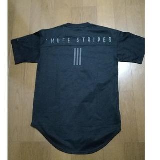 アディダス(adidas)のマコギリ様専用adidas バックプリントT 黒L 未使用タグ付+ノースT (Tシャツ/カットソー(半袖/袖なし))