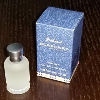 バーバリー(BURBERRY)の香水(香水(男性用))