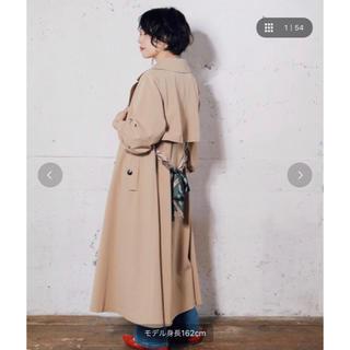 LADY MADE - 新品タグ付き*LADYMADE スカーフベルトフレアトレンチ 深田恭子