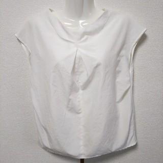 アダムエロぺ(Adam et Rope')のAdametRope'(アダムエロペ)のTシャツ、シャツ、チュニック(シャツ/ブラウス(半袖/袖なし))