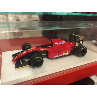 フェラーリ(Ferrari)の1/43 フェラーリ F1-91 マルボロ メーカー不明 最終価格!(ミニカー)