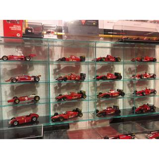 フェラーリ(Ferrari)の1/43 フェラーリ  F1セット 16 最終価格!(ミニカー)