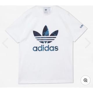 アディダス(adidas)の新品未使用 adidas originals TOKYO トレフォイルTシャツ(Tシャツ/カットソー(半袖/袖なし))