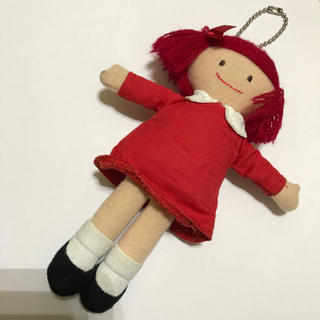 ファミリア(familiar)のママちゃん様専用 ファミリア マドレーヌ マスコット 人形 ストラップ(その他)