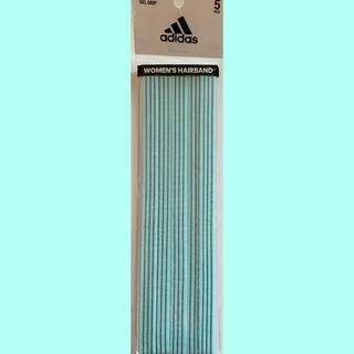 アディダス(adidas)のアディダス ヘアバンド 5本セット【購入コメント不要です】(トレーニング用品)