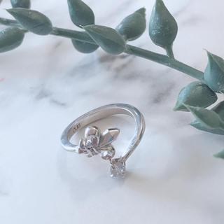ダブコレクション(DUB Collection)の✩DUB✩ シルバー ピンキーリング レディース(リング(指輪))