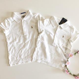 f4d507c85afb1 ラルフローレン(Ralph Lauren)の新品♡ラルフローレン♡ポロシャツ ポニー シャツ 白