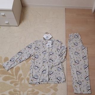 シマムラ(しまむら)の新品 タグつき こうぺんちゃん長袖パジャマ M 上下セット しまむら(パジャマ)